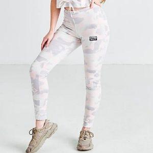 New adidas originals pastel camo leggings XL
